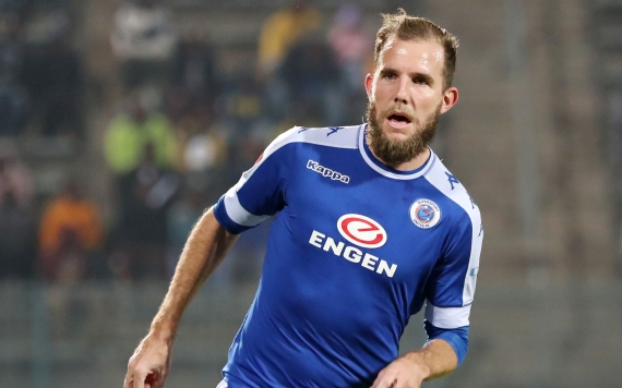 Could Jeremy Brockie be on his way out of SuperSport United after posting a cryptic message?