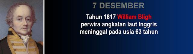 Hari kematian William Bligh