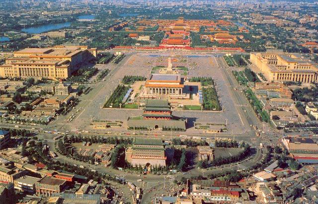 Resultado de imagem para Praça Tian An Men