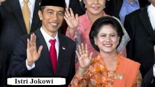 Istri Jokowi