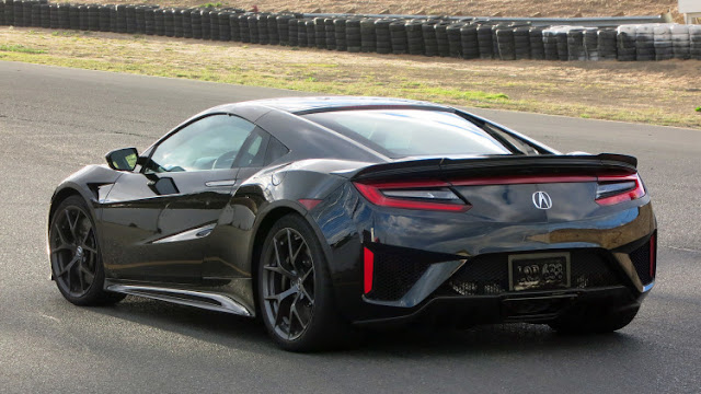 2017 Acura NSX Owners Manual Pdf