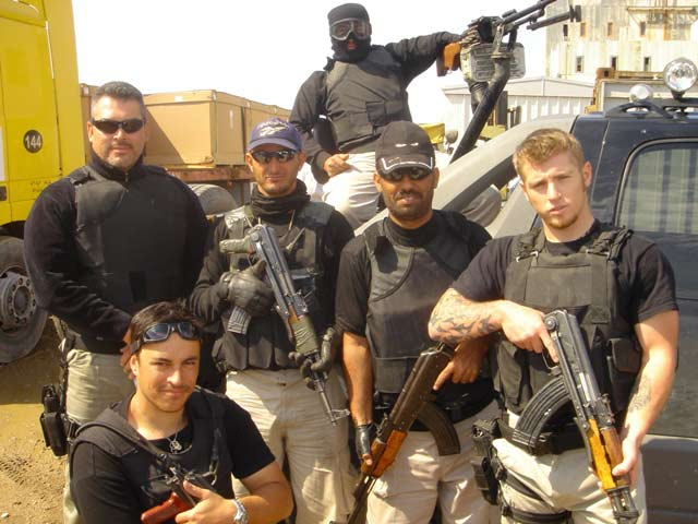 Ex marines le temen al narco es peor ir a Sinaloa que a Irak