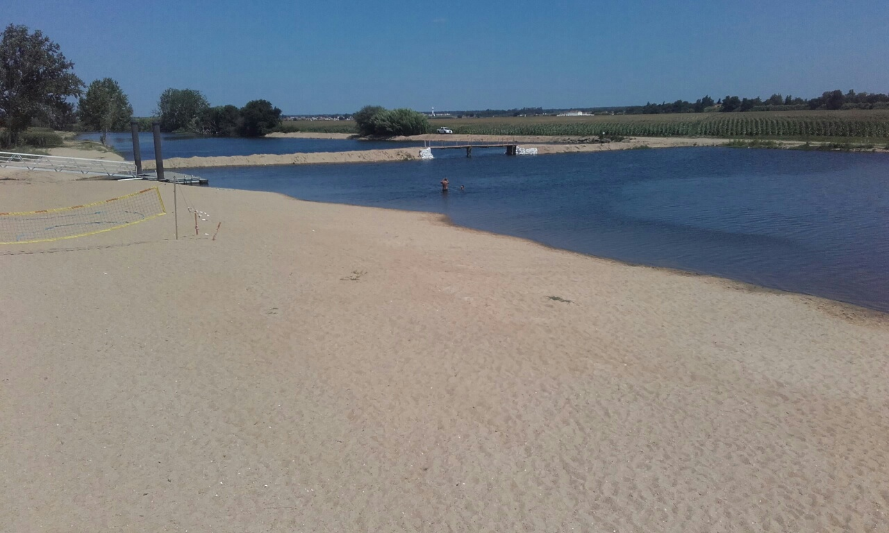 Ponte pedonal Praia Coruche
