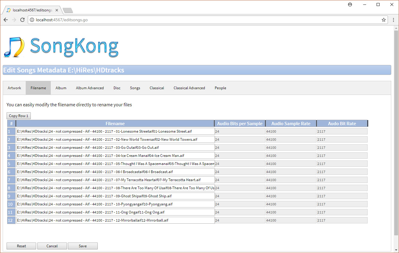 Song Tagging and Metadata Blog: SongKong 5 3 :With Improved Delete