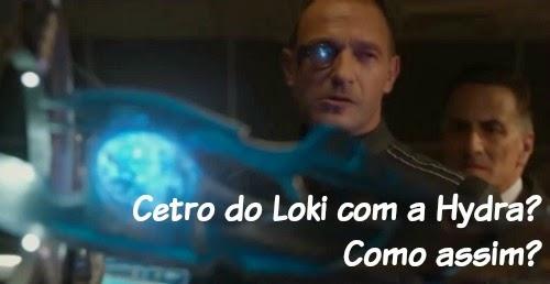 780b6ed61a8 E como foi que o cetro de Loki foi parar na mão da Hydra mesmo ...