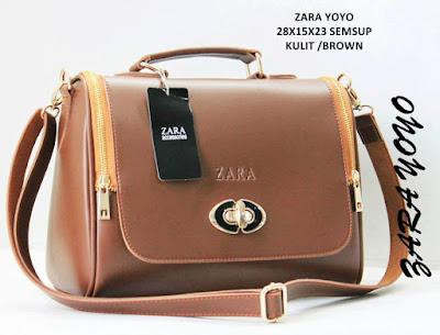 Model Tas Zara Ori Terbaru