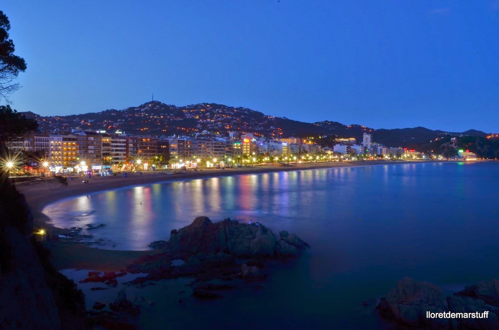 Lloret de Mar Stuff: Lloret de Mar by Night