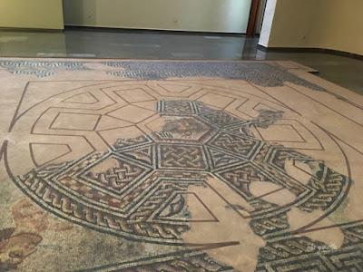 Museo Albacete mosaico