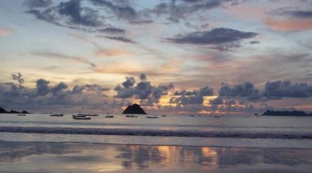 Ada Pulau Pemilik Kutukan Kematian di Lombok, namaya Pulau Gunung Wayang