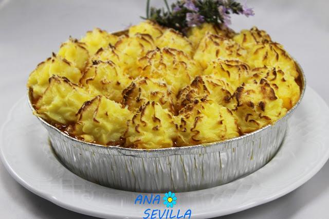 Pastel de carne y patata olla GM Ana Sevilla
