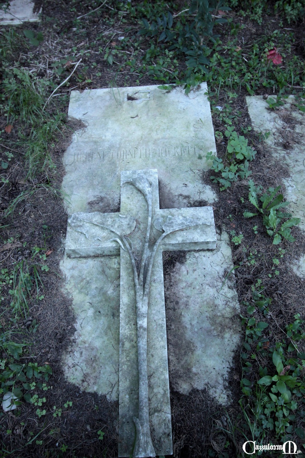 Charles Ricketts & Charles Shannon: 287. News about the Grave of ...