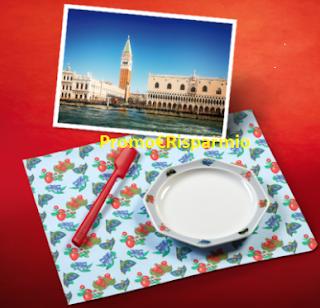 Logo Rigoni di Asiago regala set da colazione e vinci Venezia