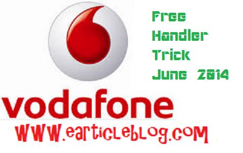 Vodafone Trick 2014