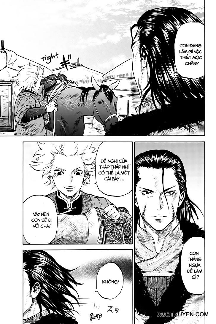 Horizon (okada takuya) chap 26 trang 5