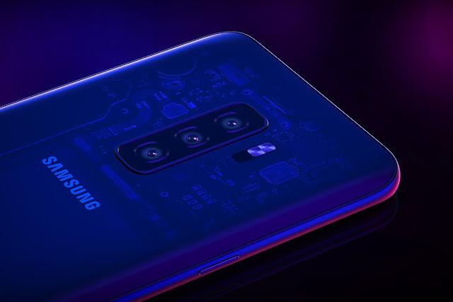 Galaxy s10 will have bright night feature - qasimtricks.com