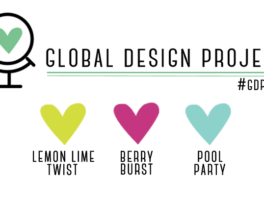 Global Design Project #93 Color Challenge!