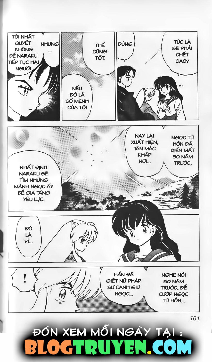 Inuyasha vol 06.6 trang 9