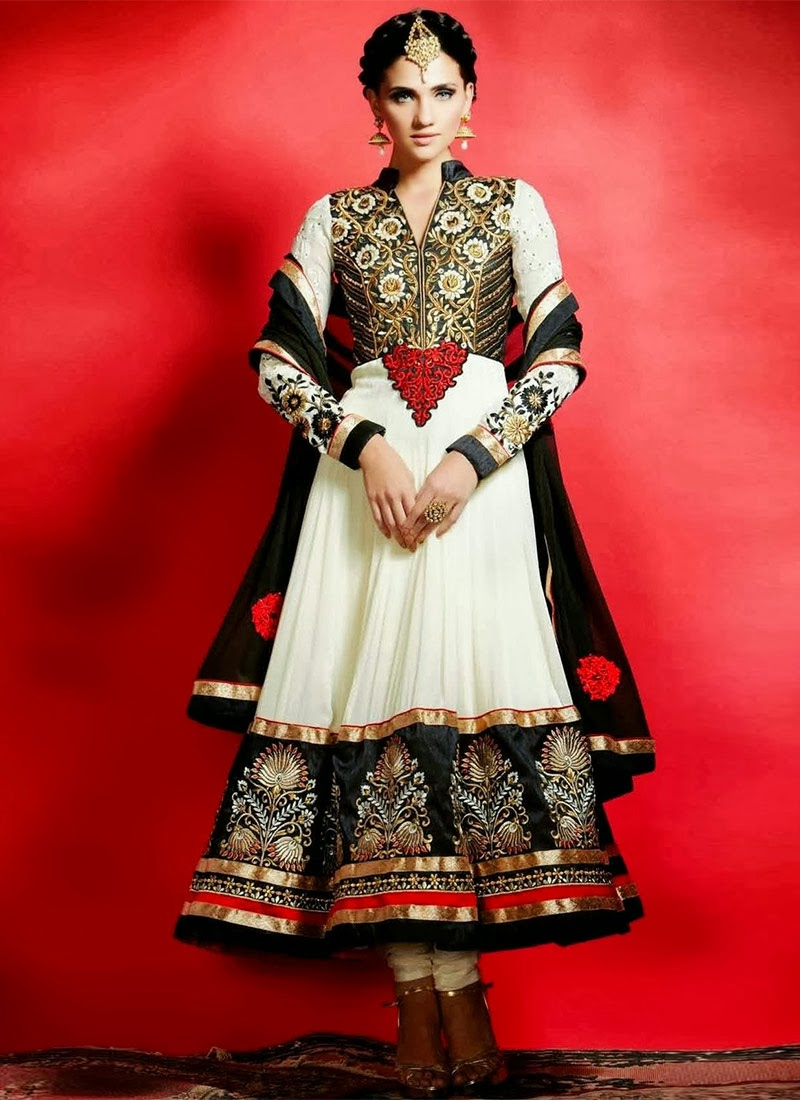 Bollywood Designer Latest Anarkali Salwar Suits - Latest ...
