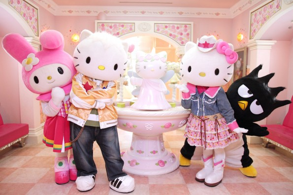 凯蒂猫乐园 Hello Kitty Land