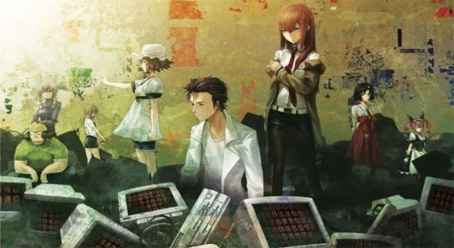11 Rekomendasi Anime Mirip Steins;Gate Terbaik
