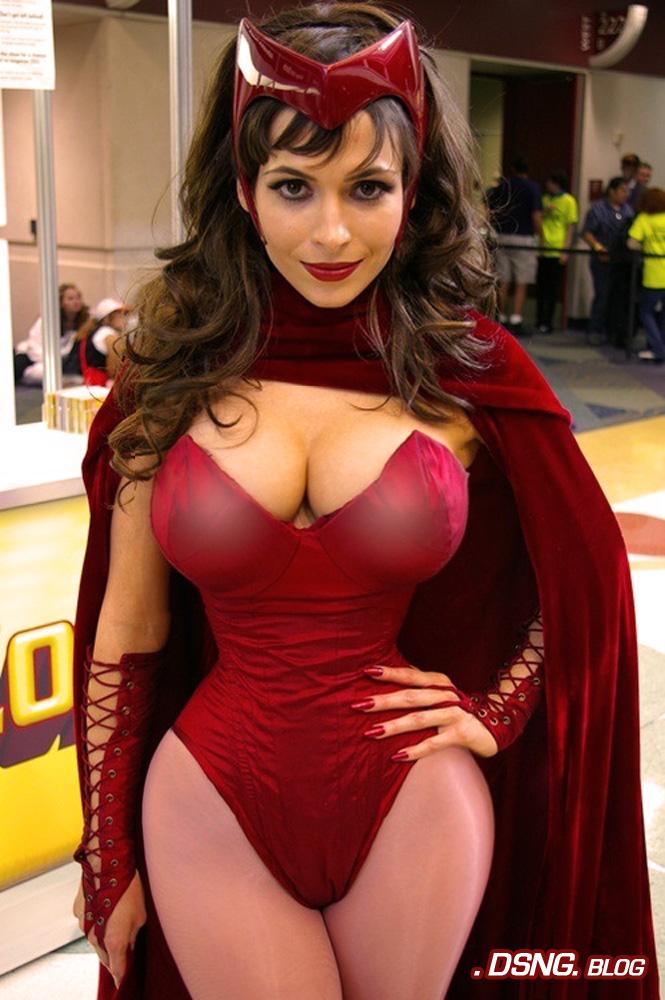 Scarlet Tits 18