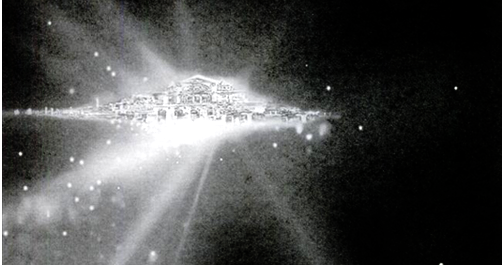 New Dimension Could this be the New Jerusalem