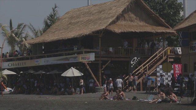 Keramas Bali Free Surf