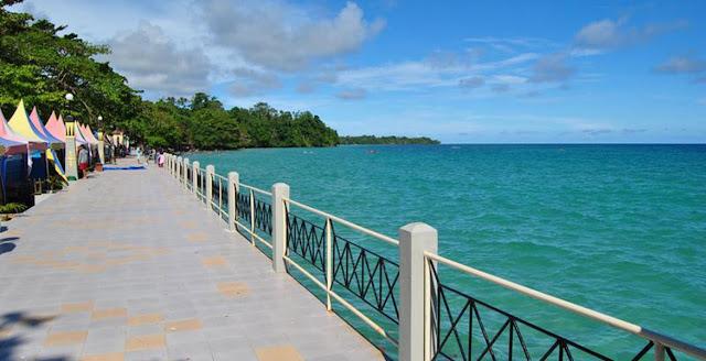Pantai Nattsepa - Wonderful indonesia - Maluku