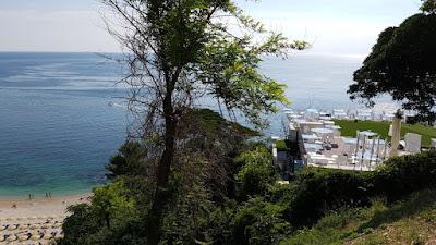 panoramica di Numana Alta dalla Torre