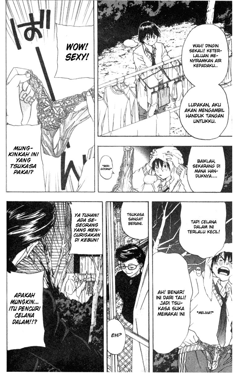 Ichigo 100% Chapter 10-15