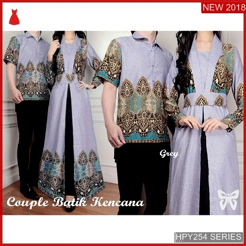 HPY254C159 Couple Batik Anak Kencana Murah BMGShop