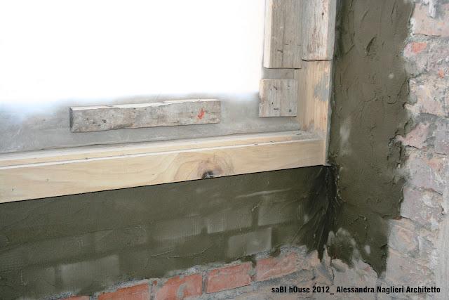 controtelaio finestra contega pv window frame