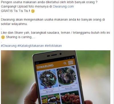 menu makanan indonesia