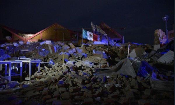 Ciudadanos proponen que el dinero de los partidos políticos se destine a los damnificados del sismo