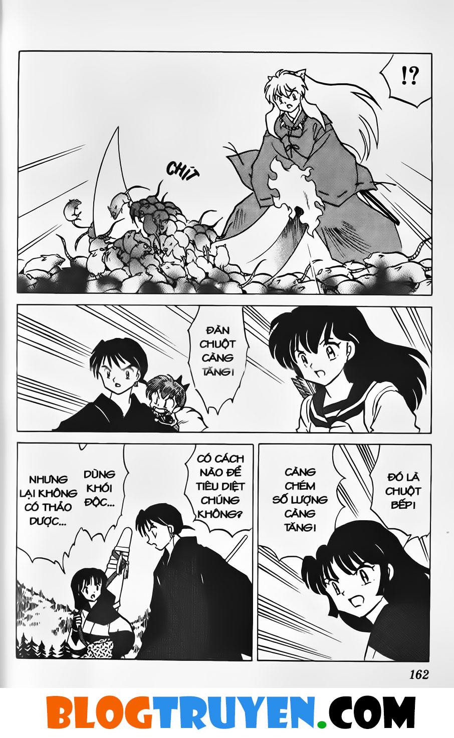 Inuyasha vol 33.9 trang 13