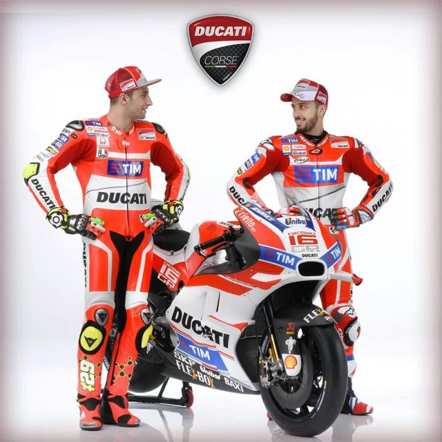 Latihan Bebas MotoGP Assen, Belanda : Ducati Tercepat