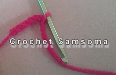 كروشيه مربع الوردة الافريقية .  Crochet African Flower Square . تعلم الكروشيه . . طريقة عمل الورده الأفريقية بالخطوات . دروس تعلم الكروشيه .