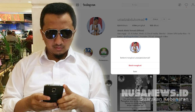 Yusuf Mansur Unfollow Ustadz Somad, Netizen: <i>Shame on You!</i>