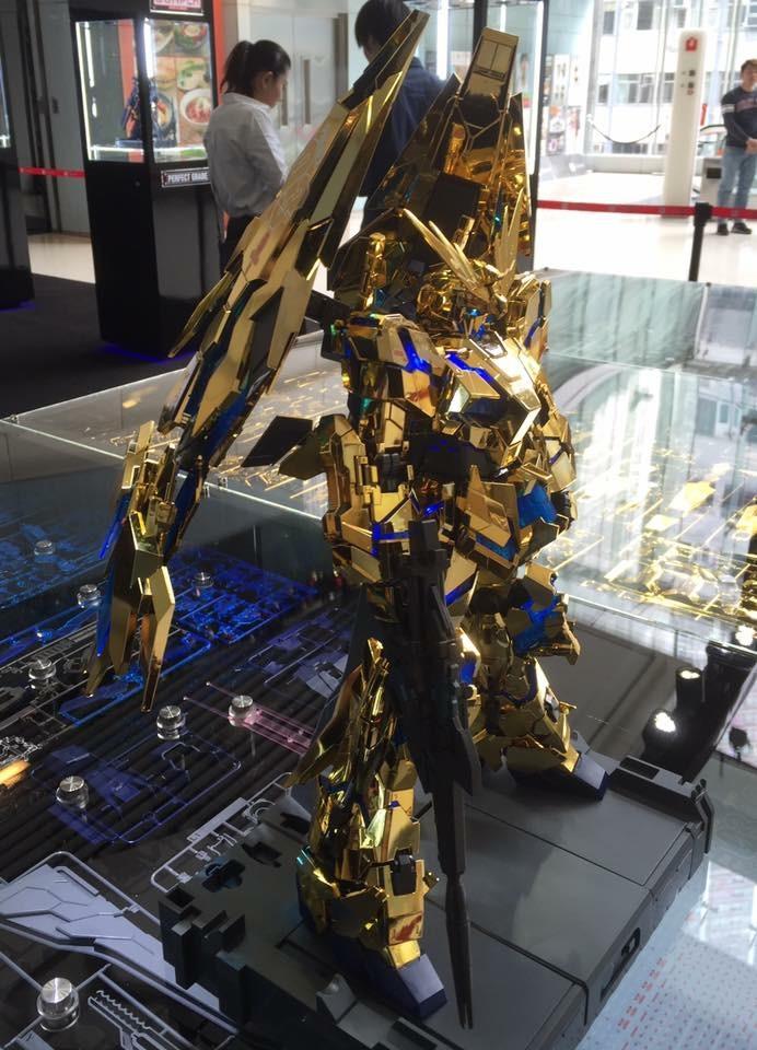 GUNDAM GUY: P-Bandai: PG 1/60 Unicorn Gundam 03 Phenex ...  GUNDAM GUY: P-B...