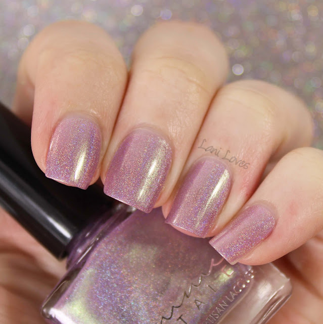 Femme Fatale Cosmetics Penrose nail polish swatches & review