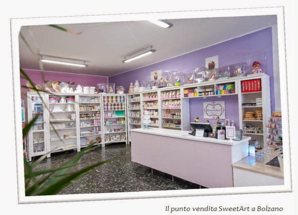Negozi Attrezzi Cake Design Roma : Il blog di Aprireinfranchising.it: SweetArt Franchising ...