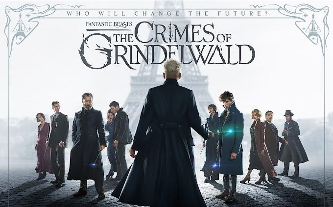 חיות הפלא: הפשעים של גרינדלוולד / Fantastic Beasts: The Crimes of Grindelwald