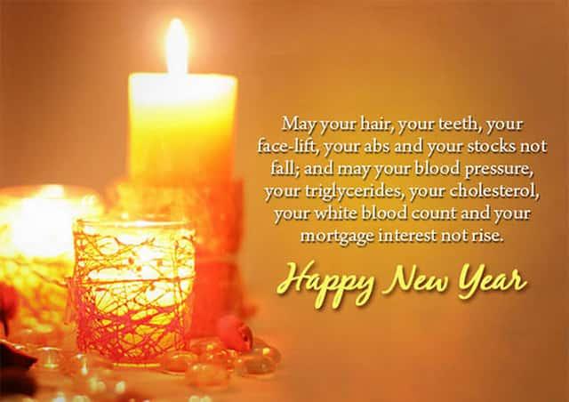 Happy new year 2018 Essay English