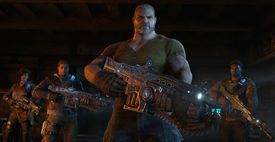 Mira como Marcus Fenix y su hijo JD patean traseros en nuevo trailer de lanzamiento para Gears of War 4