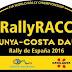 53è RallyRacc Catalunya - Costa Daurada 2016