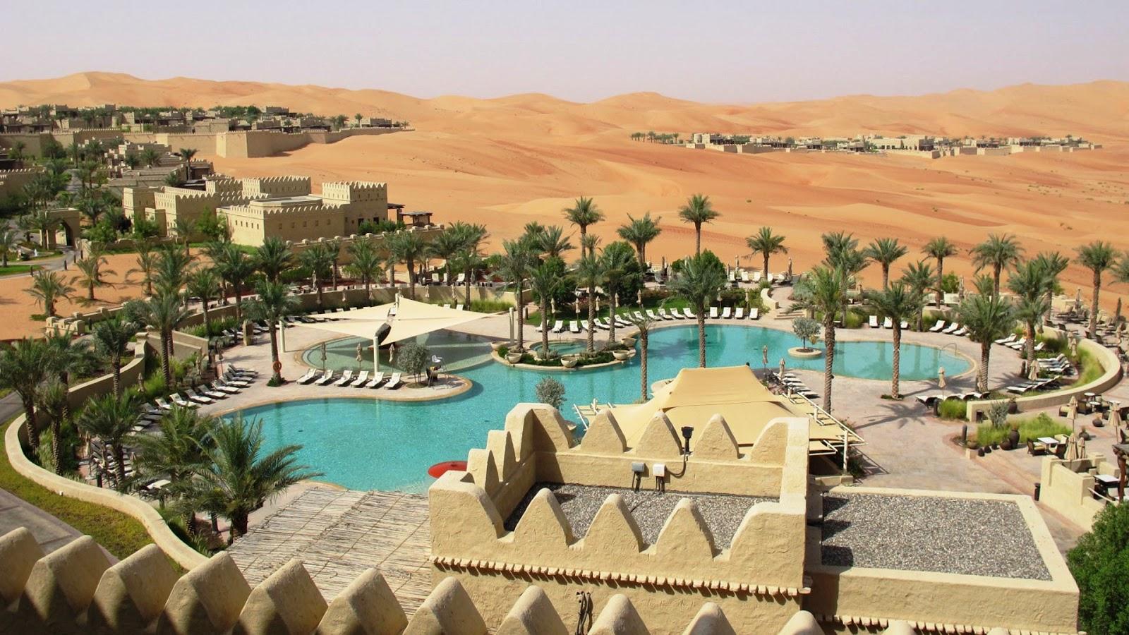 Oasis Hotel Dubai