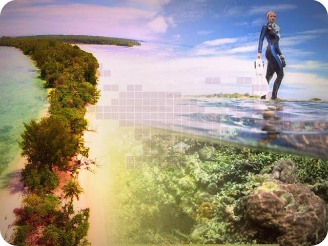 Wisata Alam Bawah Laut Sawarkawafor Siap Diresmikan