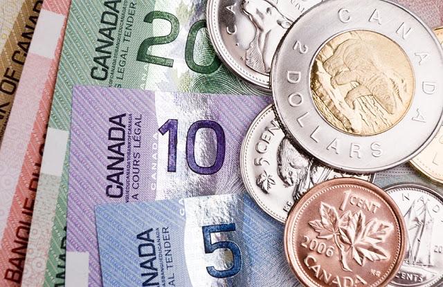 Como levar dinheiro para Vancouver