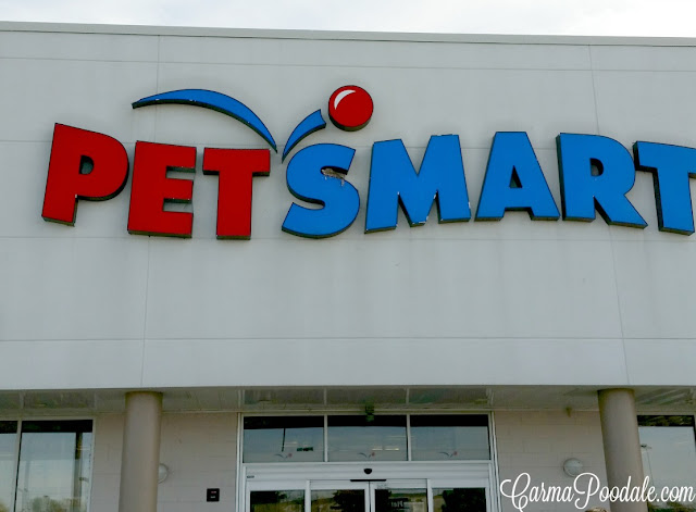 #Owensboro Ky #PetSmart store front Store number #1968 #CarmaPoodale
