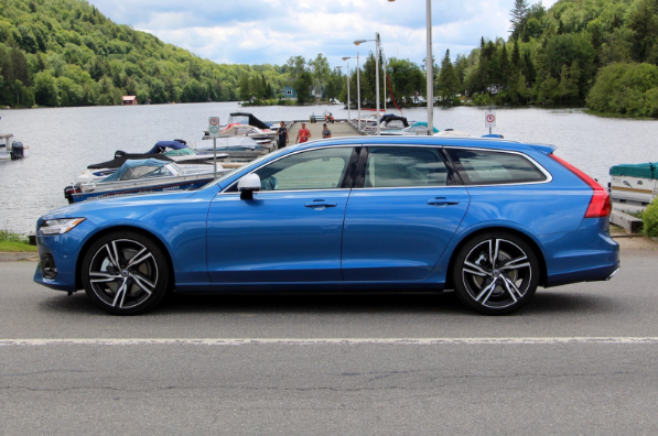 2018 Volvo V90 Review